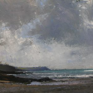 Big Sky, Empty Beach