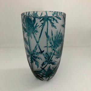 Eryngium Vase