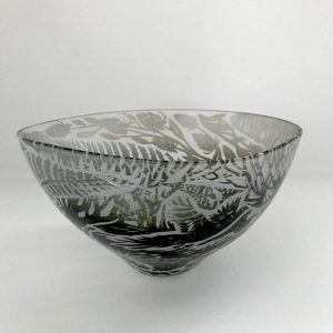 Winter Landscape Bowl