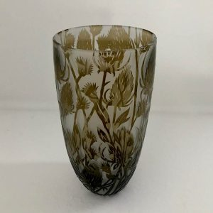 Winter Seedheads Vase