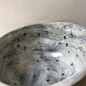 Small Butterfly Bowl