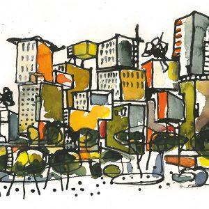 Cheerful City