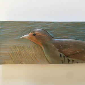 Grey Partridge - Wheat - Female