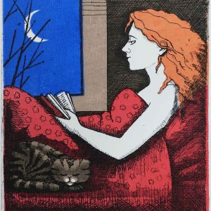 Read with the Cat