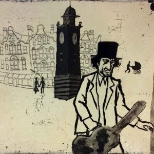 Urban Myths IX Bob Dylan Lost on Crouch End