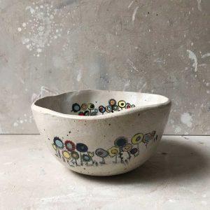 Flower Bowl 3
