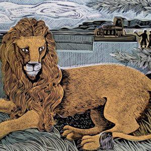 The Stiffkey Lion