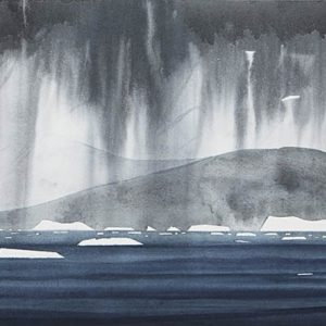 Ice and Rain Nuuk