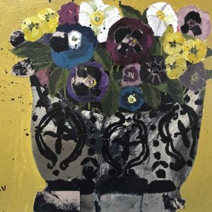 A Pot Full of Flowers