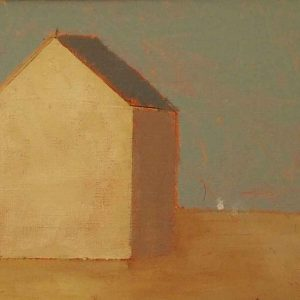 Beach Hut, Dawn