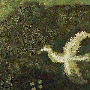 Bird and Nest - After Braque