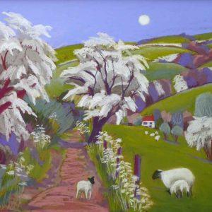 Pulverbatch, May Lambs