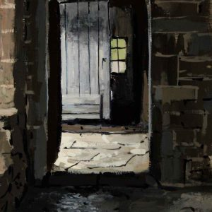 Stokesay Castle: Doorways
