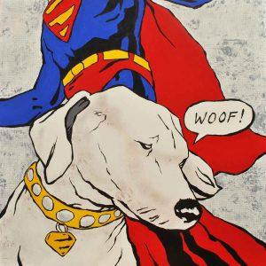 Lichtenstein's Dog