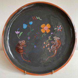 Mice Plate