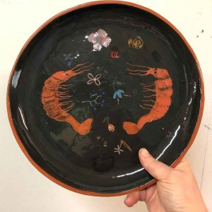 Prawns Plate
