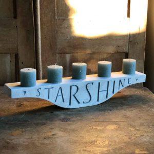Starshine Candlepiece