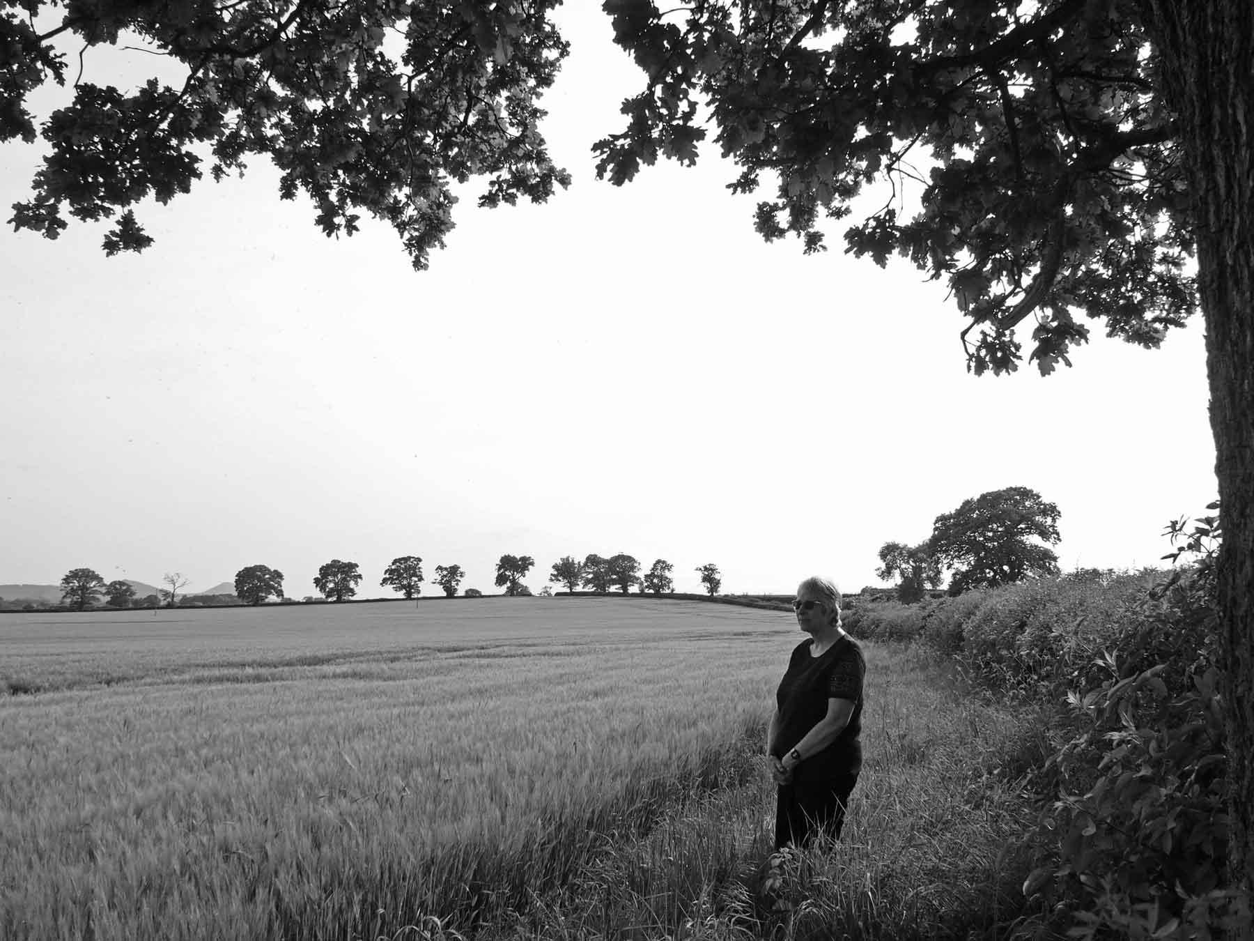 Annie Ovenden in Shropshire