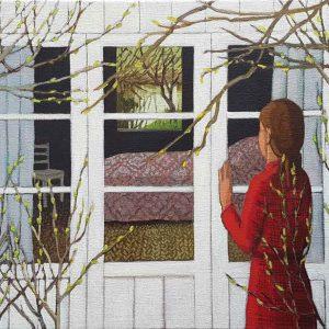 Barbara Hepworth's Bed