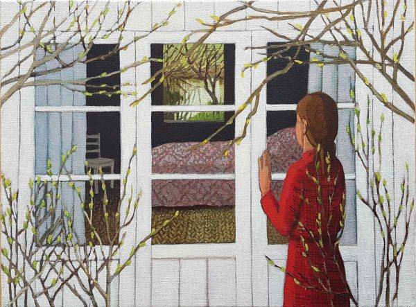 Barbara Hepworth's Bed - Ann McCay