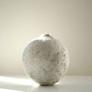 Plain Poppy Pod Vase