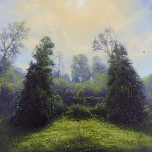 The 'Larches', Aldon Gutter