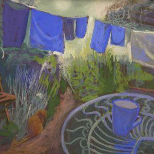 Washing Blue