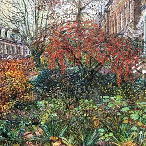 Islington Front Garden