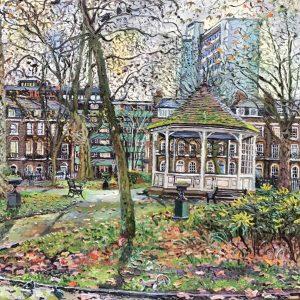 Northampton Square, City of London