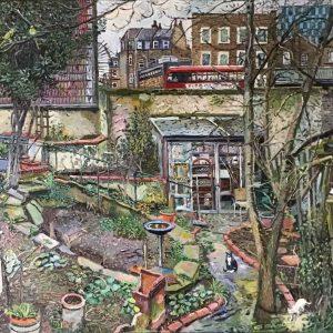 Community Garden in King's Cross