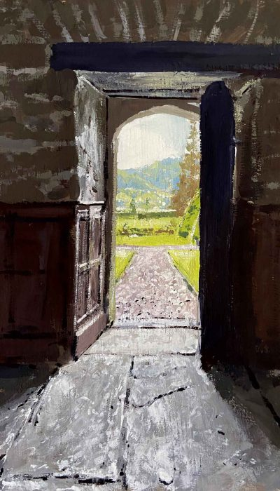 5-Gwydir-Castle-View-from-the-Hall-of-Meredith