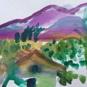 Olive Groves, Almeria