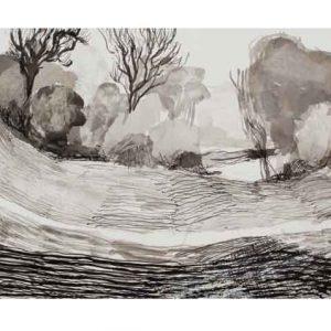 Bardic Landscape - fortification II (Tirlun barddol - amddiffynfa II)