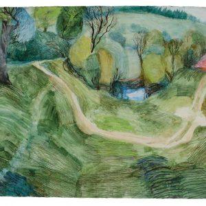 In the fields I (Yn y caeau I)