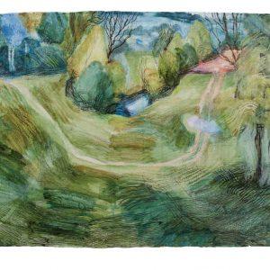 In the fields II (Yn y caeau II)