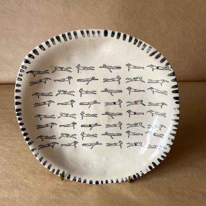 Medium Swimmers Plate 2