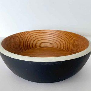 Olive Ash serving bowl
