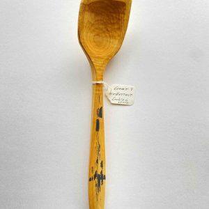 Geert freestyle chestnut cooking spoon