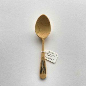 Gethin freestyle chestnut porridge spoon