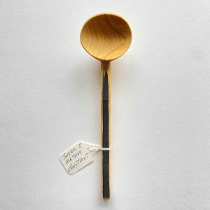 Susan freestyle chestnut eating spoon 2