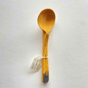Knut freestyle chestnut ice cream spoon