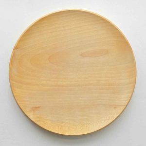 Sycamore dinner plate 1