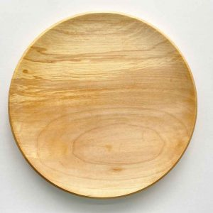 Sycamore dinner plate 2